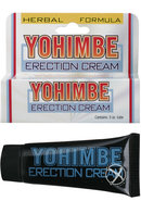 Yohimbe Erection Cream .5 Ounce