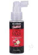 Goodhead Wet Head Dry Mouth Spray Juicy Apple 2 Ounce