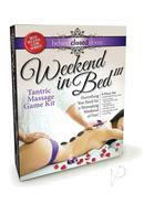 Behind Closed Doors Tantric Massage Kit