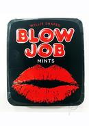 Blow Job Mints Willie Shaped