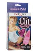 Clit Kisser Tantalizing Tounge With Removable Bullet Purple