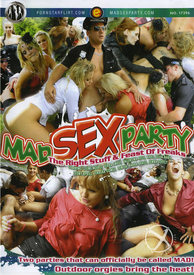 Mad Sex Party The Right Stuff andfeast
