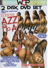 Azz And Mo Ass Orgy 01
