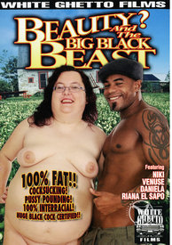 Beauty And The Big Black Beast 01