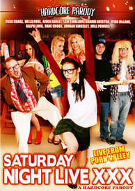 Saturday Night Live Xxx (disc)