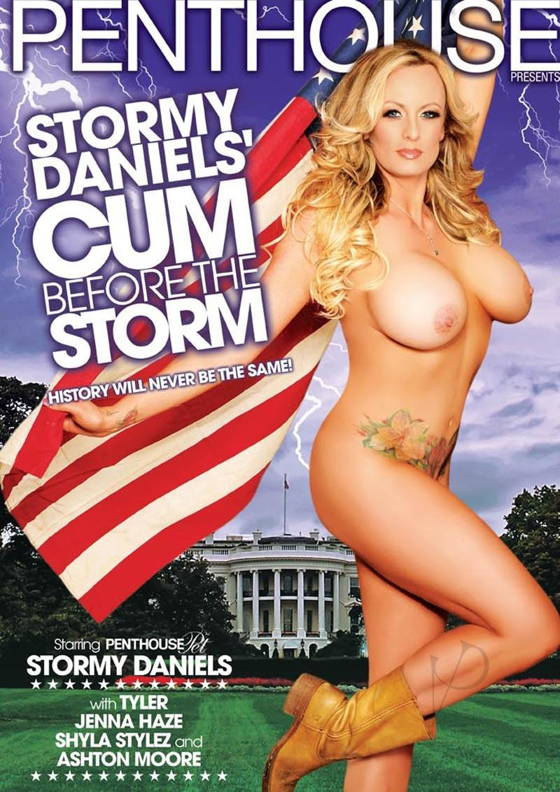 Stormy Daniels Cum Before The Storm