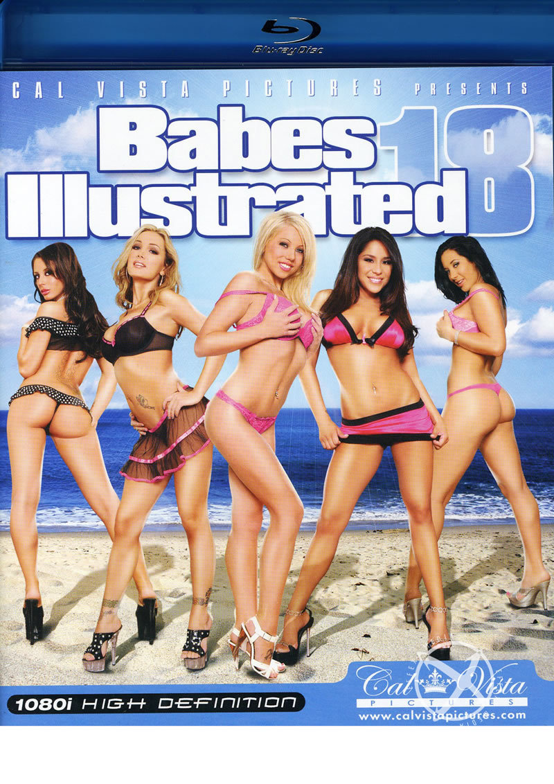 Br Babes Illustrated 18 (disc)