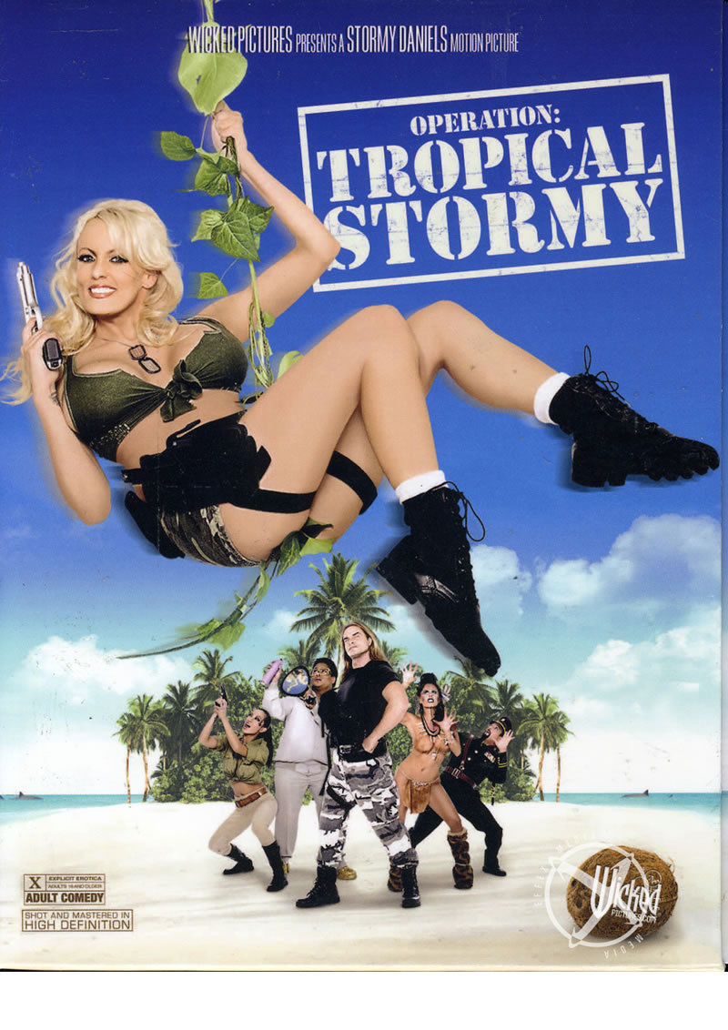 Operation Tropical Stormy{3discset}