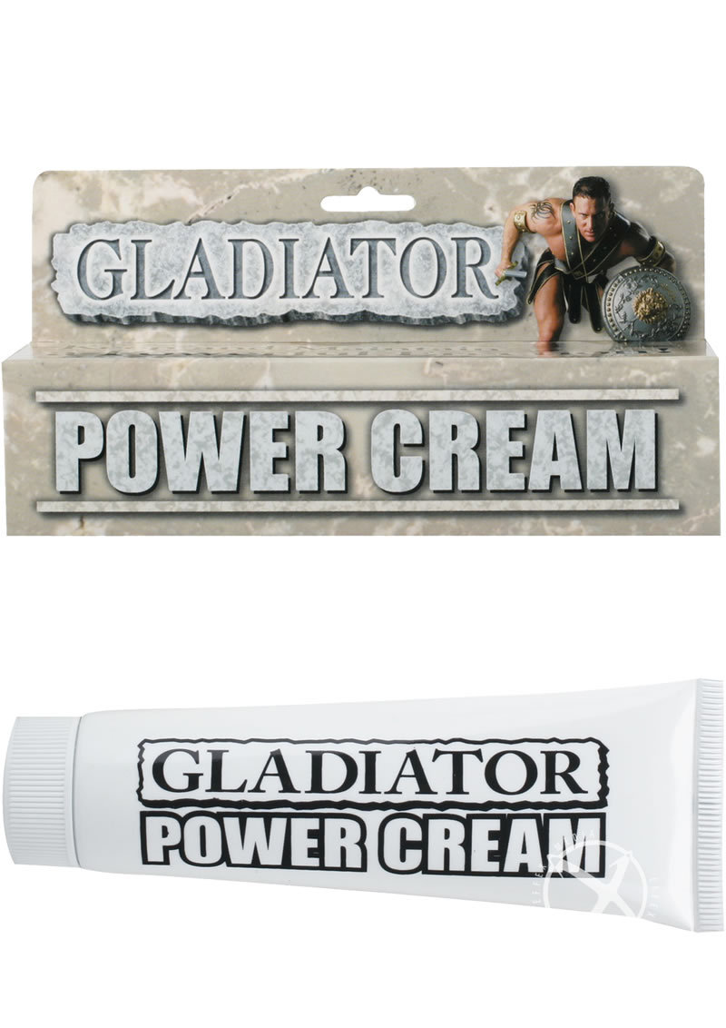 Gladiator Power Cream