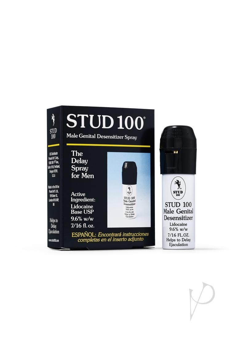 Stud 100 Male Genital Desensitizer Spray .44 Ounce
