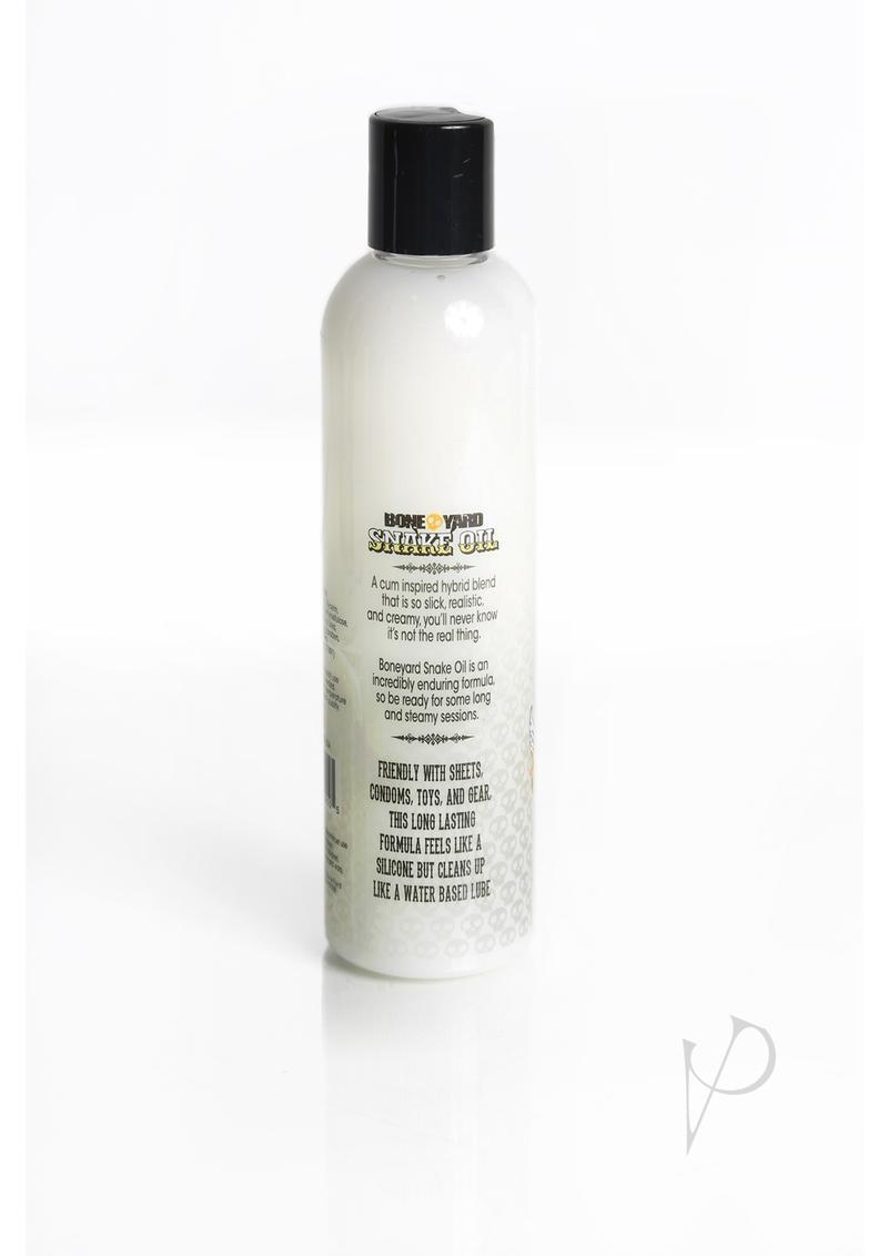 Boneyard Snake Oil Cum Hybrid Lube 8.8 Ounce