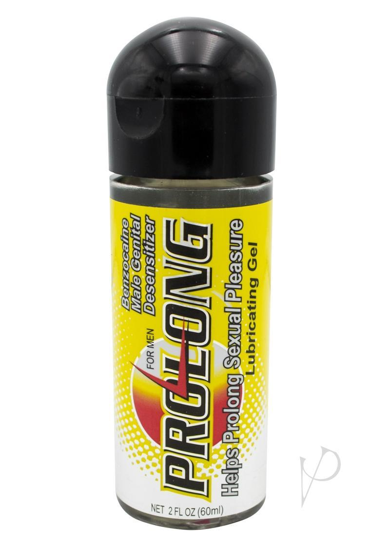 Body Action Prolong Lubricant For Men 2.3 Ounce